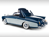 Rolls-Royce Silver Cloud Drophead Coupe by Hooper (I) 1956–58 photos