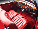 Rolls-Royce Silver Cloud Drophead Coupe by Hooper (I) 1956–58 wallpapers
