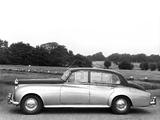 Rolls-Royce Silver Cloud LWB Saloon (II) 1959–62 images