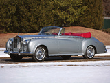 Rolls-Royce Silver Cloud Drophead Coupe by Mulliner (II) 1959–62 images