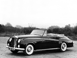Rolls-Royce Silver Cloud Drophead Coupe by Mulliner (II) 1959–62 pictures