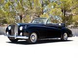 Rolls-Royce Silver Cloud Drophead Coupe by Mulliner (II) 1959–62 wallpapers