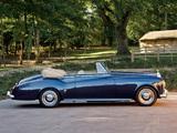 Rolls-Royce Silver Cloud Drophead Coupe UK-spec (III) 1962–66 images