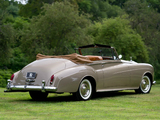 Rolls-Royce Silver Cloud Drophead Coupe (III) 1962–66 photos