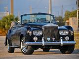 Rolls-Royce Silver Cloud Drophead Coupe (III) 1962–66 photos