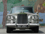 Rolls-Royce Silver Cloud Mulliner Park Ward Drophead Coupe (III) 1966 images