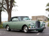 Rolls-Royce Silver Cloud Mulliner Park Ward Drophead Coupe UK-spec (III) 1966 images
