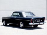 Rolls-Royce Silver Cloud Mulliner Park Ward Drophead Coupe (III) 1966 pictures