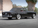 Rolls-Royce Silver Cloud Mulliner Park Ward Drophead Coupe (III) 1966 wallpapers