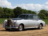 Rolls-Royce Silver Cloud EWB (I) 1955–59 photos