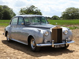 Rolls-Royce Silver Cloud EWB (I) 1955–59 pictures
