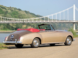 Rolls-Royce Silver Cloud Drophead Coupe (II) 1959–62 pictures