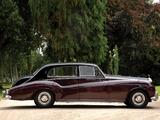 Rolls-Royce Silver Cloud (II) 1959–62 wallpapers