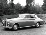 Rolls-Royce Silver Cloud (III) 1962–66 photos