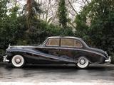 Rolls-Royce Silver Cloud Empress Saloon by Hooper (I) 1956–58 wallpapers