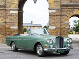 Rolls-Royce Silver Cloud Mulliner Park Ward Drophead Coupe UK-spec (III) 1966 wallpapers