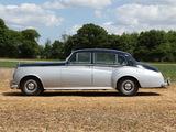 Rolls-Royce Silver Cloud EWB (I) 1955–59 wallpapers