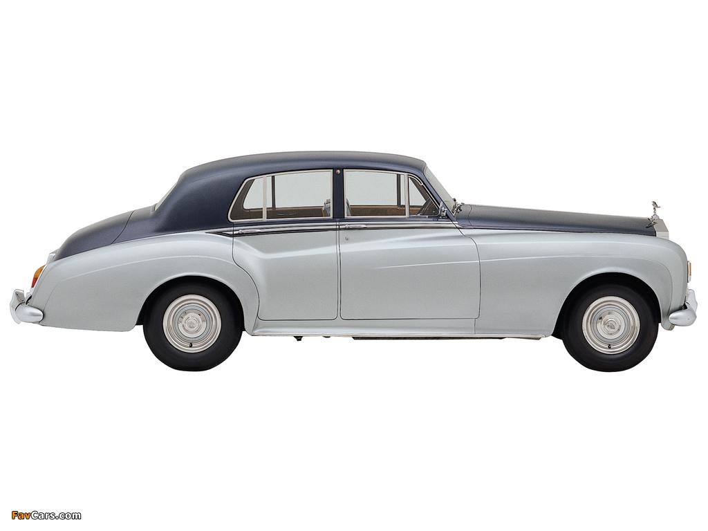 Rolls-Royce Silver Cloud (III) 1962–66 wallpapers (1024 x 768)