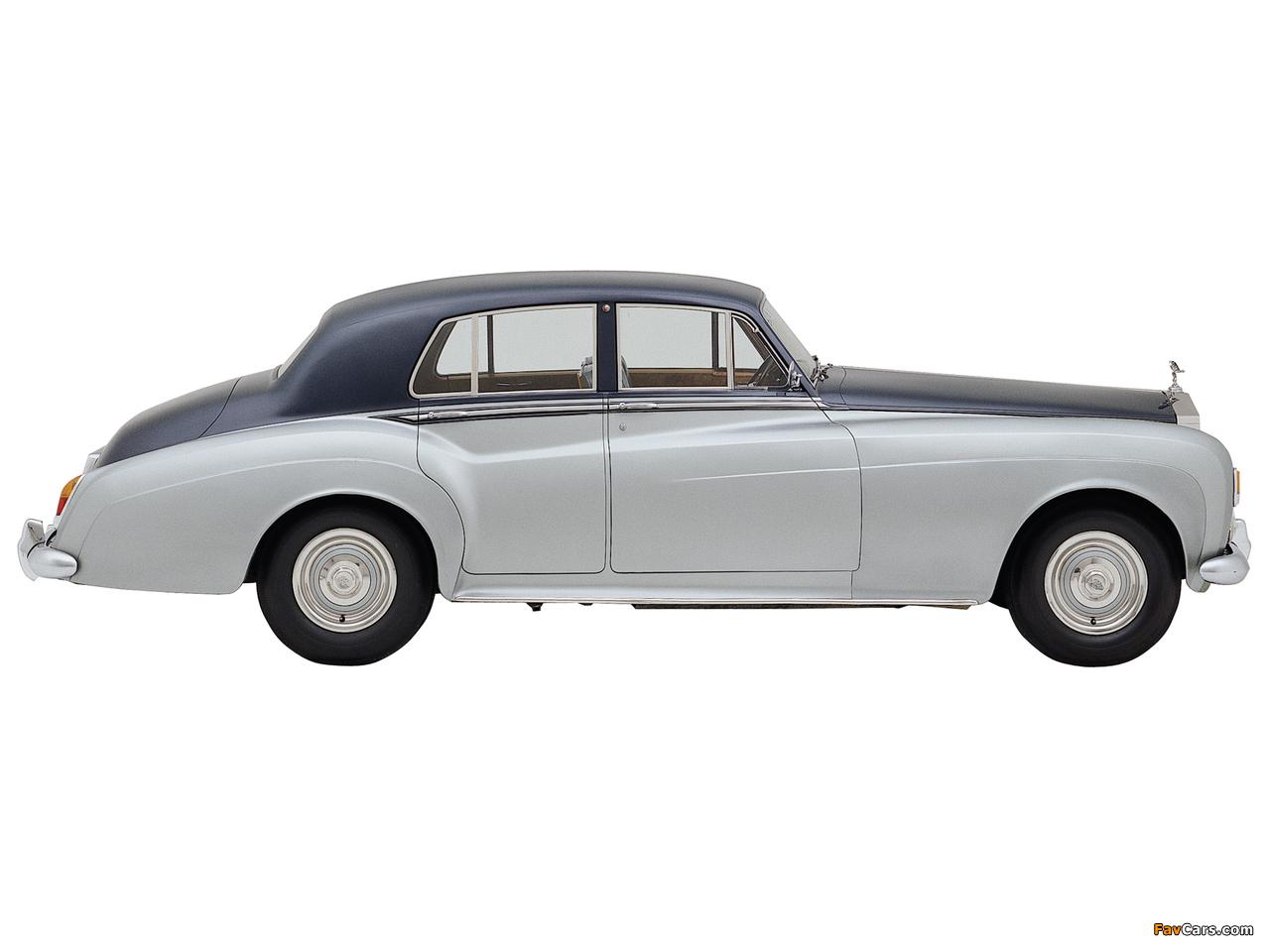 Rolls-Royce Silver Cloud (III) 1962–66 wallpapers (1280 x 960)