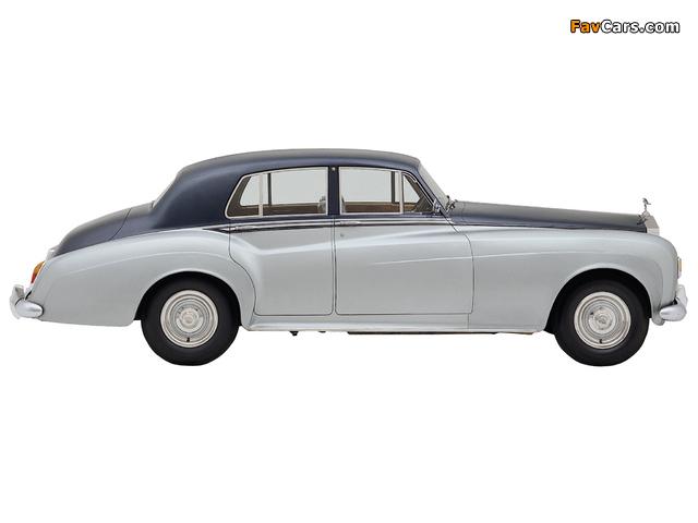 Rolls-Royce Silver Cloud (III) 1962–66 wallpapers (640 x 480)