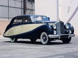 Images of Rolls-Royce Silver Dawn by Freestone & Webb 1954