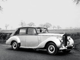 Photos of Rolls-Royce Silver Dawn 1949–55