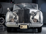 Pictures of Rolls-Royce Silver Dawn Drophead Coupe by Park Ward 1950–54