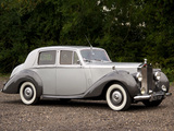 Rolls-Royce Silver Dawn 1949–55 wallpapers