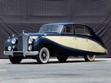 Rolls-Royce Silver Dawn by Freestone & Webb 1954 wallpapers