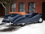 Rolls-Royce Silver Dawn Drophead Coupe by Park Ward 1950 photos