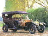 Images of Rolls-Royce Silver Ghost Touring 1907