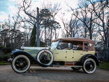 Images of Rolls-Royce Silver Ghost 40/50 HP Pall Mall Tourer 1923