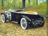 Images of Rolls-Royce Silver Ghost Boattail Roadster 1924