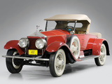 Images of Rolls-Royce Silver Ghost 40/50 Piccadilly Roadster 1925