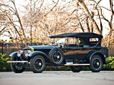Images of Rolls-Royce Silver Ghost Pall Mall Tourer by Merrimac 1926