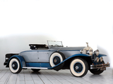 Images of Rolls-Royce Silver Ghost 40/50 Speedster Boattail Roadster 1926