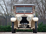 Photos of Rolls-Royce Silver Ghost Open Drive Limousine by Barker 1914
