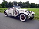 Photos of Rolls-Royce Silver Ghost by Merrimac 1924