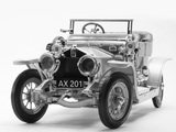 Photos of Rolls-Royce Silver Ghost Touring 1907