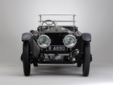 Pictures of Rolls-Royce Silver Ghost 40/50 HP London-to-Edinburgh Light Tourer 1912