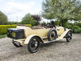 Pictures of Rolls-Royce Silver Ghost 45/50 HP London-to-Edinburgh Tourer 1913