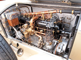 Pictures of Rolls-Royce Silver Ghost Open Drive Limousine by Barker 1914