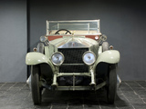 Pictures of Rolls-Royce Silver Ghost 40/50 Tourer 1920
