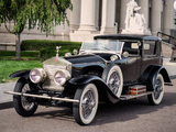 Pictures of Rolls-Royce Silver Ghost Special Riviera Town Brougham by Brewster 1926