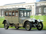 Rolls-Royce Silver Ghost 40/50 HP Double Pullman Limousine by Barker 1912 wallpapers