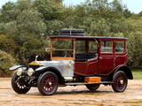 Rolls-Royce Silver Ghost Open Drive Limousine by Fox & Bodman 1913 photos
