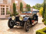 Rolls-Royce Silver Ghost Tourer by Wilkinson & Son 1913 photos