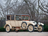 Rolls-Royce Silver Ghost Open Drive Limousine by Barker 1914 wallpapers