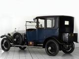 Rolls-Royce Silver Ghost 40/50 Coupe de Ville by Mulbacher 1920 images