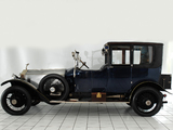Rolls-Royce Silver Ghost 40/50 Coupe de Ville by Mulbacher 1920 wallpapers
